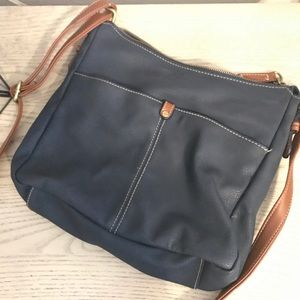 Dark Navy Merona Crossbody
